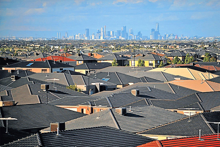 Victoria's suburbs
